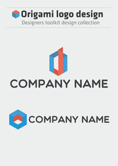 Modern logo design template