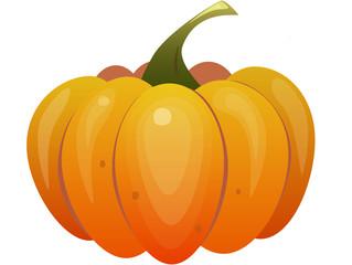 A pumpkin (Тыква)