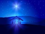 Christmas theme with star