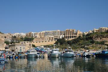 Malta, the picturesque island of Gozo