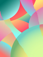 vector background abstract glow design