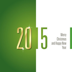 2015 green white background vector