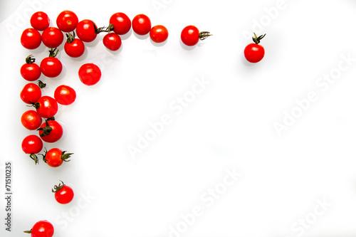 canvas print picture Rote Tomaten - Solanum Lycopersicum