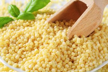 Tarhonya - Hungarian bead-like pasta