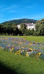 Frühlingstag in Baden Baden