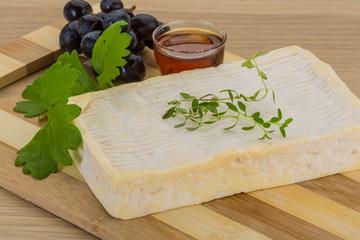 Brie cheese