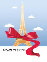 Paris, Exclusive travel, France, Eiffel tower, Landmark