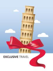 Italy, Exclusive travel, Pisa, Rome, Colosseum, Landmark