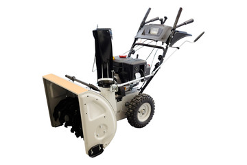 snow-removal machine