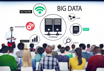 People in Seminar with Big Data Concepts