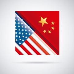 china and usa design