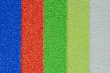 striped fleece fabric texture background