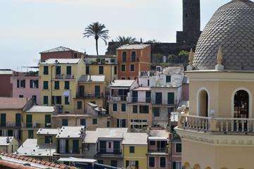 Vernazza; cinque terre; Ligurien; Italien; Liguria, Italy