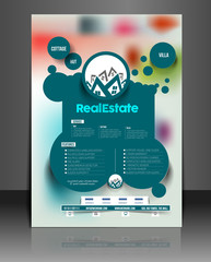 Real Estate Flyer & Poster Cover