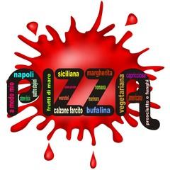 pizza al pomodoro