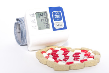 Blood pressure measurement device