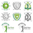 Elegant Golf Club Logos - 71525803