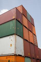 Container de couleurs