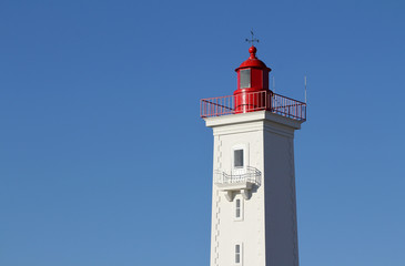 Le grand phare de Saint-Gilles-Croix-de-Vie