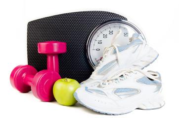 gewicht verlieren durch sport