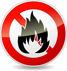 No fire icon