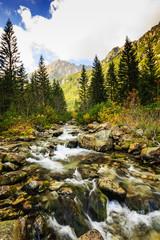 Roztoka Valley, Tatra Mountain, Poland