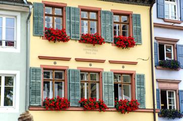 Buildings in Freiburg