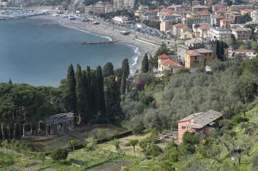 Levanto in Ligurien