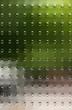 canvas print picture - Strukturglas mit durchscheinenden Farbflächen