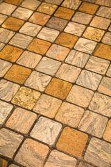 Tile Floor on Diagonal for Background