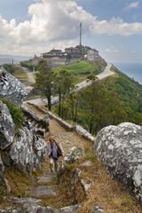 Turismo en Santa Tecla. Galicia
