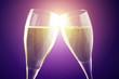 Obrazy na płótnie, fototapety, zdjęcia, fotoobrazy drukowane : sparkling wine bubbles