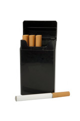Packet of Electronic cigarettes