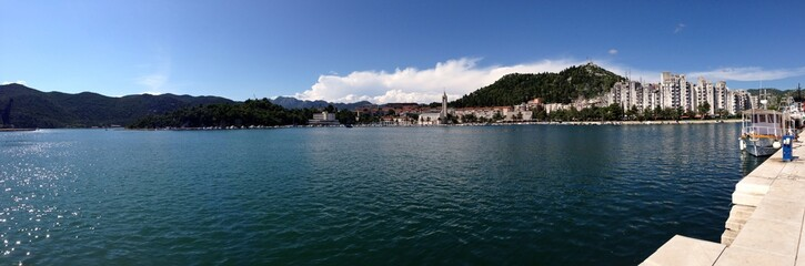 Ploce town
