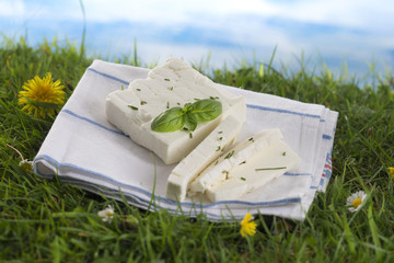 Feta fromage grec