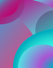 vector background abstract flow design