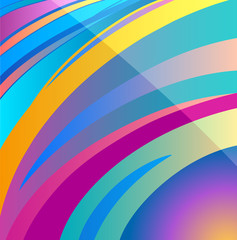 vector background abstract aura design