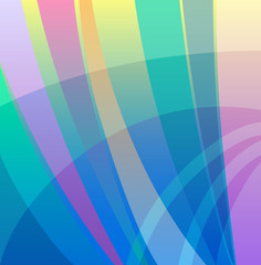 vector background abstract pastel design