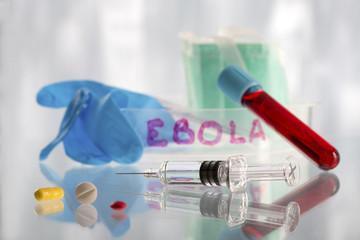 Ebola virus - Analyse et recherche