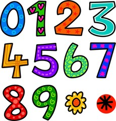 Set of Doodle Numbers