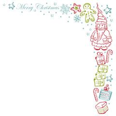 Nikolaus, Weihnachten, Dekoration