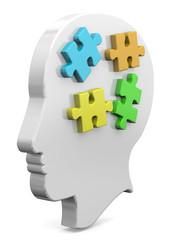 Piece of Mind Concept - 3D