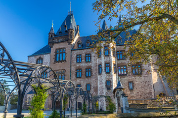 Castle of Wernigerode