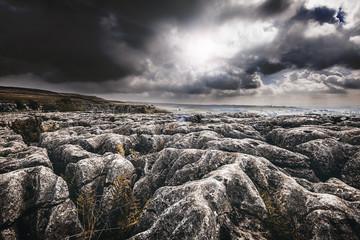 limestone plateau
