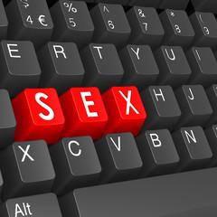 Sex keyboard