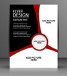 Vector Flyer Design - Business - 71542839