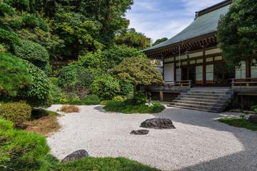 鎌倉 報国寺 庭園
