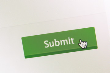 Close - up Submit button from computer screen
