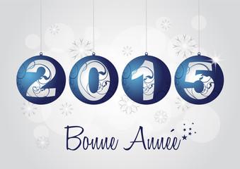 2015 - Carte de voeux - Bonne année