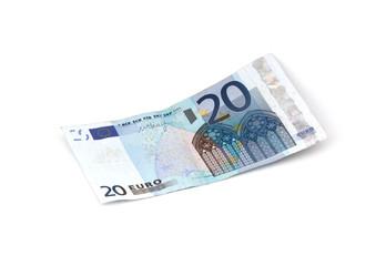 20 Euro Vorderseite